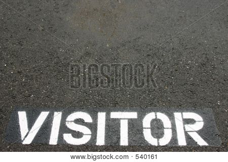 Picture or Photo of Visitor parking