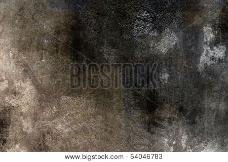 Dark background texture - abstract grunge wall