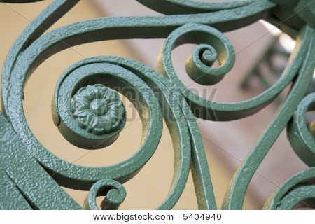 Scrollwork In Charleston