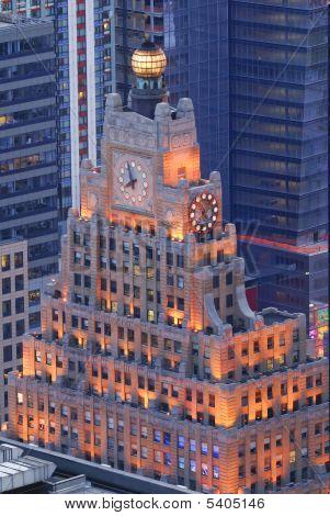 Hotel Clock