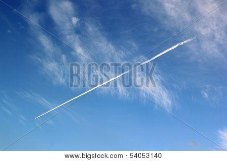Sky  Jet Stream