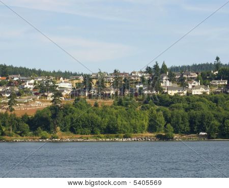 Coastal Community With Saltwater View