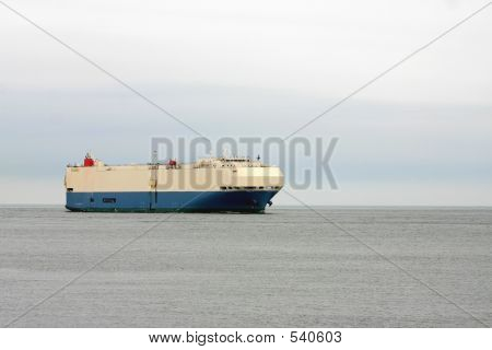 Freight Boat