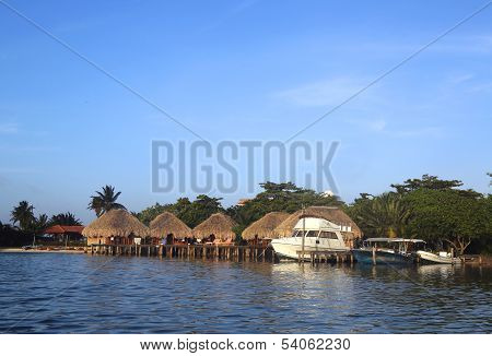 San George's Caye Resort  in Belize