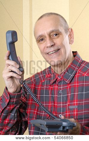 There Is A Phone Call For You