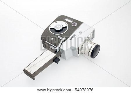 Retro Stylish Camcorder