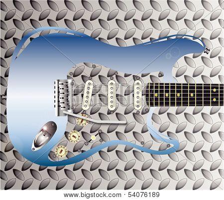 Metal Tone Guitar