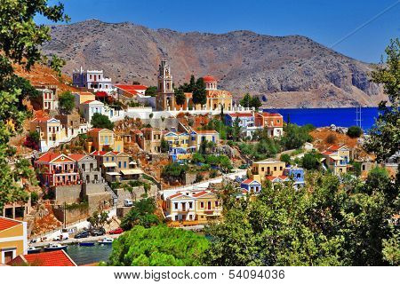 Greek islands - Symi