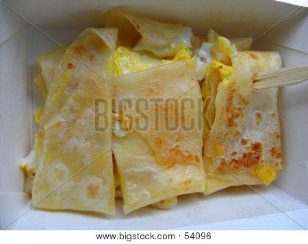Chinese Egg Pancakes