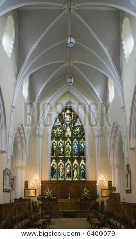 Church Building Interior