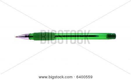 Green Ball Pen