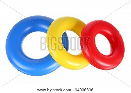 Toy Stacking Rings
