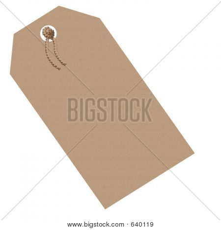 Illustrated Paper Tag