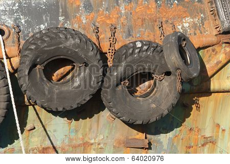 Tire Bumpers