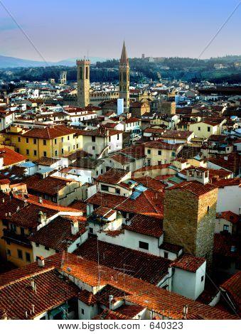 Firenze's Roof