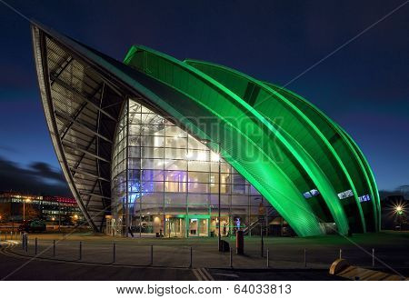 Glasgow Clyde Auditorium