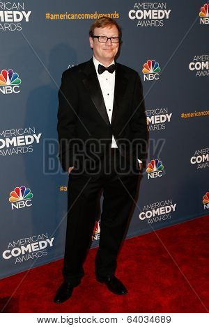 NEW YORK-APR 26: Actor/Comedian Andrew Daly attends the American Comedy Awards at the Hammerstein Ballroom on April 26, 2014 in New York City.