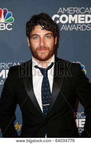 NEW YORK-APR 26: Actor/Comedian Adam Pally attends the American Comedy Awards at the Hammerstein Ballroom on April 26, 2014 in New York City.