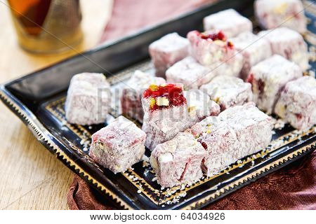 Turkish Delight By Tea