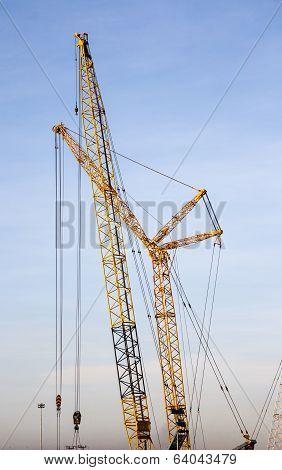 Industrail Crane
