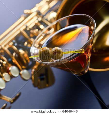 Martini And Sax