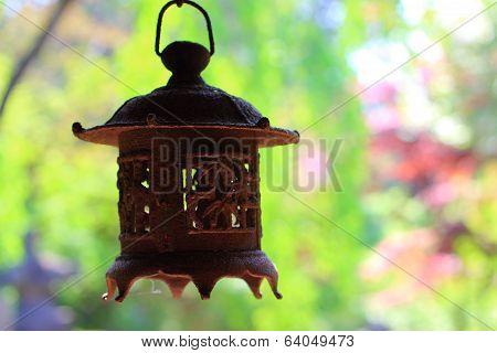 Old Japanese Lantern