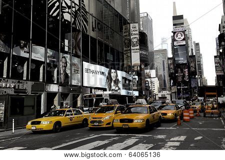 New York, Broadway