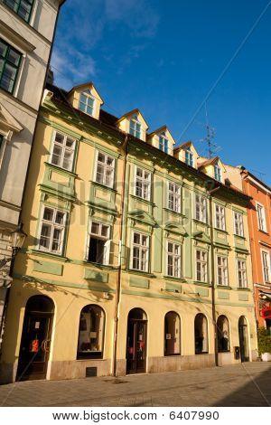 Historical Center In Bratislava