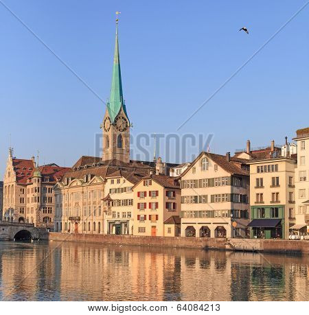 Zurich, The Lady Minster