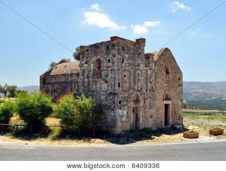 Historic Church of Ayios Georgios
