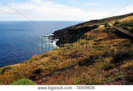 Ocean Cliff Drive