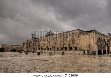 Aqsa Mosque In Jerusalem