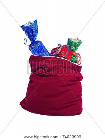 New Year's Gift Sack