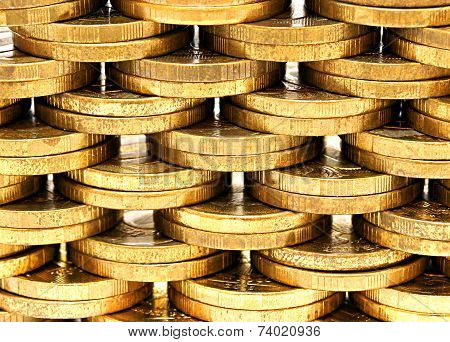 Background Of The Copper Coins