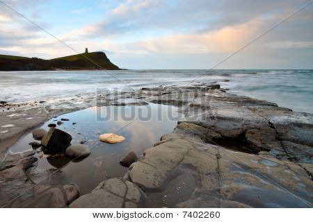 Kimmeridge Rock Pool