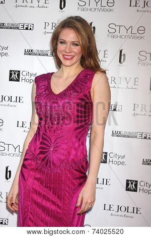 LOS ANGELES - OCT 15:  Maitland Ward at the Sue Wong