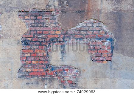 Wall, Background, Brick, Structure,water Tap