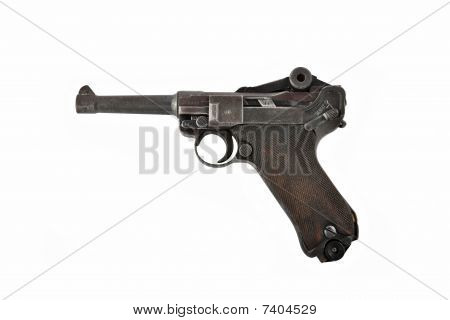 "The Parabellum P08 ""luger"" 2"