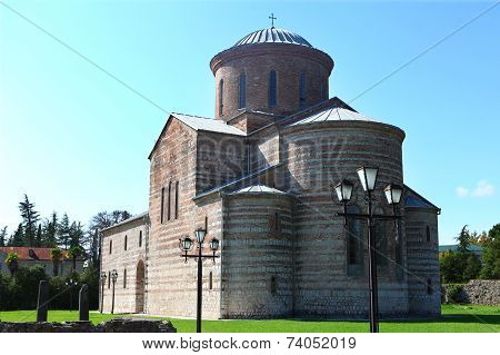 Pitsunda, Abkhazia, Patriarchal Cathedral