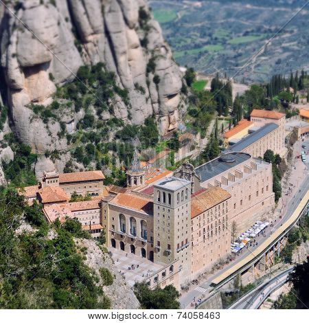 Monserrat Monastery, Spain