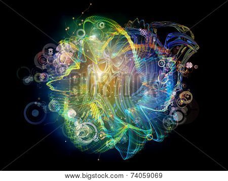 Vibrant Design Element