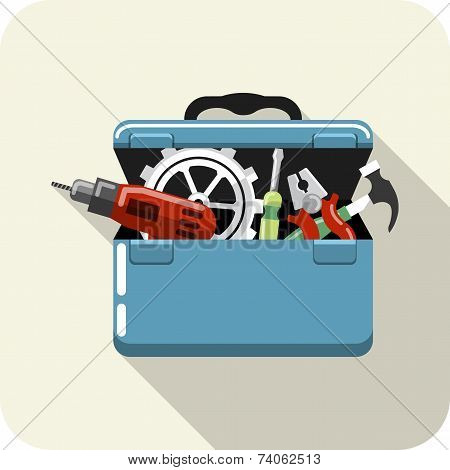 Vector Toolbox with Tools