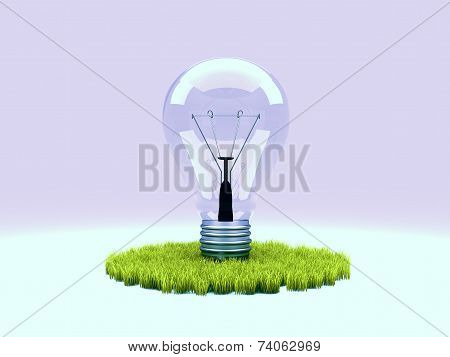 Lightbulb .