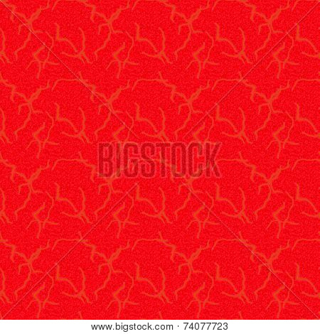 Abstract tile able background with ebola pattern