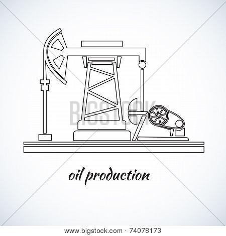 Logo industrial plant