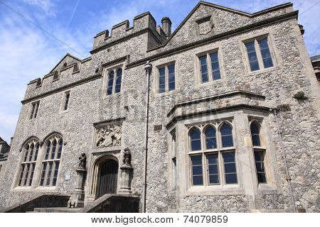 English architecture of Dover