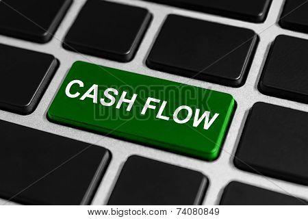 Cash Flow Button On Keyboard