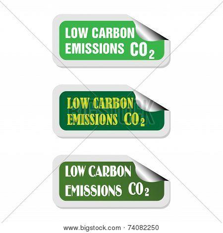 Low carbon emissions
