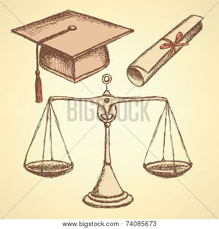 Sketch Jurisdiction Education Set
