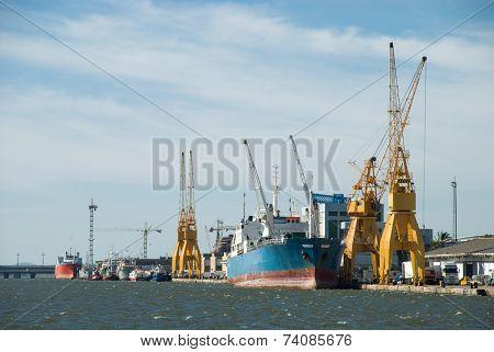 Huelva Harbor